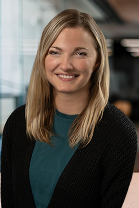 Marie<span>Project Manager</span>
