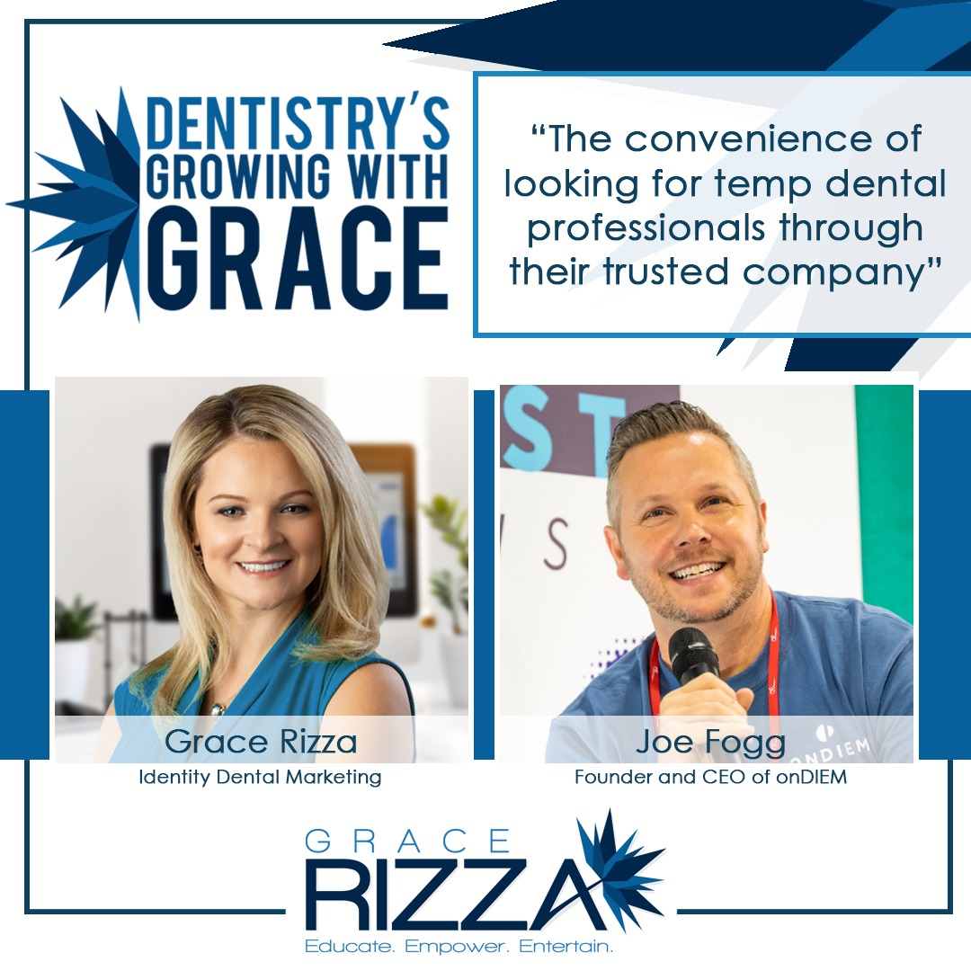 Dentistry's Growing with Grace Joe Fogg