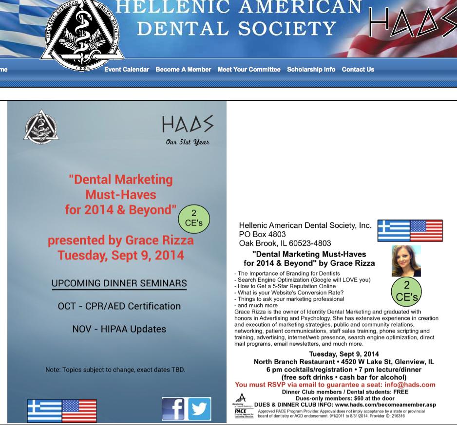 Top Dental Marketing Speaker